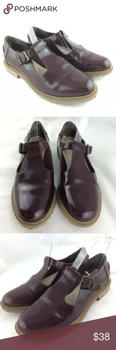 92e5fd32c57b Spotted while shopping on Poshmark  Mary janes red burgundy school shoes  Griffin Monty!