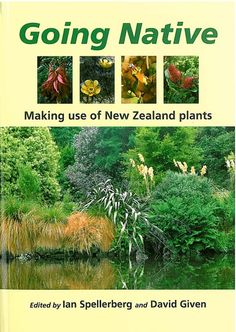 NZ native plants - reference book