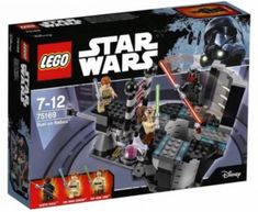 Another day, another LEGO Star Wars 2017 set photos preview! We're still waiting on the ultra hi-res photos for this batch of Winter 2017 sets, but when I see a set from my favorite Star Wars movie, I just can't help blabbing about it early. Coming this winter, brick fans the world over can build what's largely considering the best lightsaber fight ever with the LEGO Duel on Naboo 75169 set!