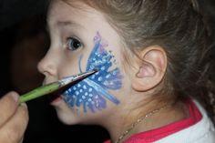 mariposa con plantilla