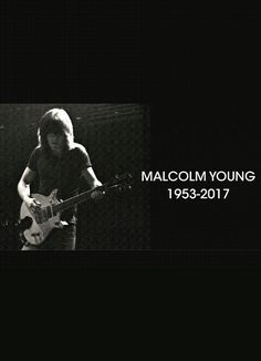 R.I️.P Malcolm Young
