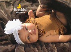 Kaideyn Nevaeh - 4 Months • Caucasian, Ecuadorian, Mexican & African American