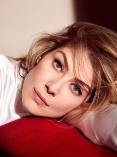 To Each His Own Cinema Rosamund Pike by Camilla Akrans
