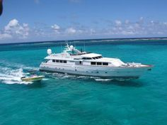 Mega Yacht Cruising in the BVI oh Yes Please and Thank you