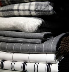 Hullaannu ja hurmaannu: Gantin kauniin syksyisiä tekstiilejä Blanket, Rug, Blankets