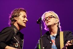 Jim Cuddy and Greg Keelor of Blue Rodeo Rodeo, Stars, Concert, Gallery, Celebrities, Musicians, Bands, Blue, Celebs