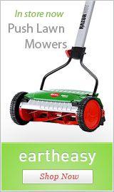 Push Reel Lawn Mowers