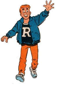 Rest in peace, Archie Andrews! I'll miss those awesome sneaks. #ArchieRIP