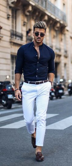 9 Minimal Business Casual Outfits For Men Business casual men Smart Casual Men Work, Smart Casual Outfit, Business Casual Outfits, Casual Office, Office Outfits, Mens Smart Casual Fashion, Smart Casual White, Business Casual Looks For Men, Mens Casual Suits