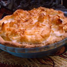 Tropical Coconut Cream Pie  vegan, plantbased, earth balance, made just right
