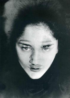 Tanya Ramm , 1930 by Man Ray