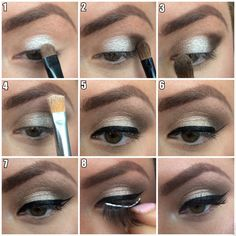 Makeup by Brittany - blog - Bronzy Eye Look Step by Step