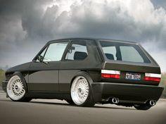 VW GTI MK1