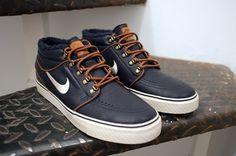 Leather Look Low Nike SB
