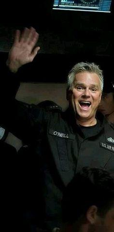 Jack O'Neill (Richard Dean Anderson)Stargate SG1