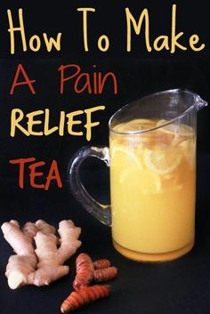 Health Matters: How To Make A Pain Relief Tea