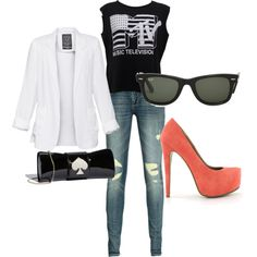 polyvore, created by desireejune on Polyvore