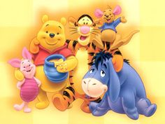 Imagenes de dibujos animados: Winnie The Pooh