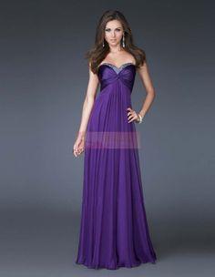 Ball Gowns Dress Prom Sequin Dresses Purple Bridesmaid Wedding