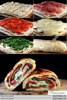 Baked Sandwich this looks amazingly yummy #maincourse #recipe #healthy #lunch #recipes