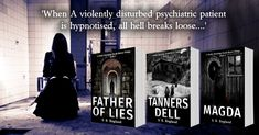 'These books make demonic possession seem far, far too plausible...' Over 750 reviews across amazon for the trilogy...