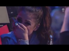 Solomia sings 'Time To Say Goodbye' - The Voice Kids Germany 2015 - Blin...