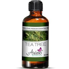 Tea Tree Essential Oil - 100% Pure Blue Diamond Therapeutic Grade By Avíanō Botanicals (30 ml) >>> Special  product just for you. See it now! : aromatherapy oils