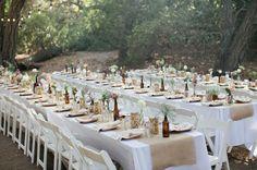 Una boda en el bosque