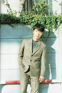 Listen to every Gen Hoshino track @ Iomoio Suit Jacket, Album, Suits, People, Image, Track, Entertainment, Iphone, Music