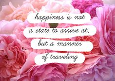 but a manner of traveling!