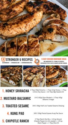 Simple healthy dinner recipes for kids ideas christmas decorations Easy Chicken Marinade, Chicken Marinades, Healthy Snacks, Healthy Eating, Healthy Recipes, Diet Soup Recipes, Cooking Recipes, Best Diet Drinks, Macro Friendly Recipes