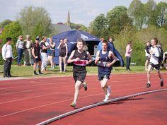 Marlborough Invitational Athletics Meet | Abingdon | Leading Oxfordshire independent school