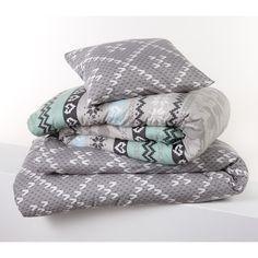 Deze leuke winterse dekbedovertrekken maken je kamer meteen gezellig!