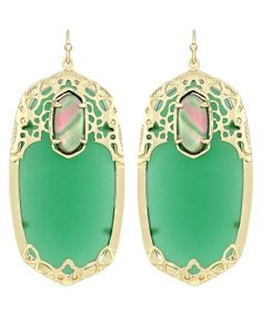 Deva Statement Earrings in Maui - Kendra Scott Island Escape preview, in stores and online April 24, 2013 at 5pm CST.