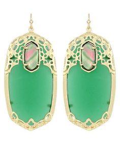 Deva Statement Earrings in Maui - Kendra Scott Jewelry #KSadventure #KendraScott #limitededition