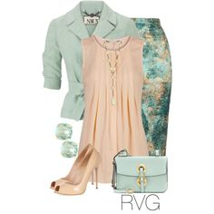 Eye On You by r-viviane16 on Polyvore featuring polyvore fashion style Sandwich Louche Alexander McQueen Valentino Kate Spade Chanel Hobbs NW3