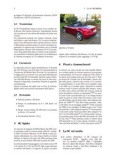 8C Alfa Romeo 8c