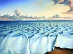 Ripples on the Ocean Vladimir Kush