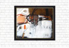 Composition, Acrilic on canvas 50x60