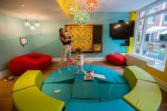 Playrooms That Are More Frank Gehry Than Fisher-Price - NYTimes.com