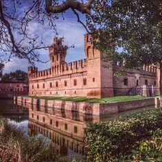Castello Di San Martino in Soverzano - Instagram by amonrulez