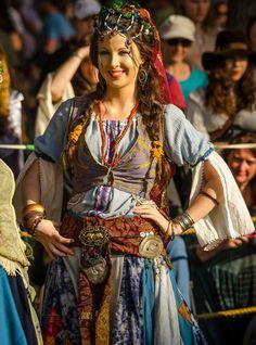 Dancer of the Shuvani Romani Kumpania Gypsy, Dancer, Character Design, Sari, Wonder Woman, Superhero, Boho, People, Beautiful