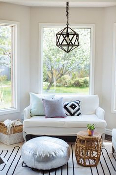 perfect size for what I'm looking for in my living room! My New Room, My Room, Style Me Pretty Living, Looks Chic, Interior Exterior, Dream Rooms, Home Decor Inspiration, Daily Inspiration, Decor Ideas