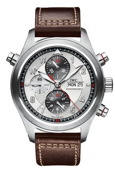 IWC Pilot's Spitfire Double Chronograph watch