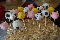 Farm+Animal+Cake+Pops+by+JamiesCakePops+on+Etsy,+$21.00
