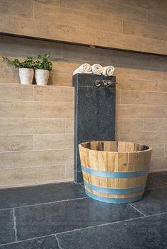 imitatie Blauwe steen, impermo, volkeramische vloertegel, keramische tegel, vloertegel, badkamer, verouderde tegel, tegel badkamer
