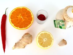 #Detox; en spicy shot mot påske-forkjølelse