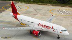 https://flic.kr/p/GBaL1P | HK, Si, HOTEL KILO 4549 - Airbus 320-214 de Avianca