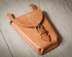 Popular items for leather phone case on Etsy-SR