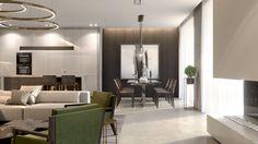 Penthouse HK on Behance
